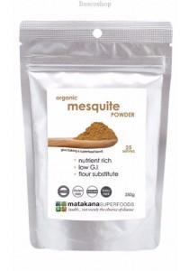 MATAKANA SUPERFOODS Mesquite Powder High in Protein