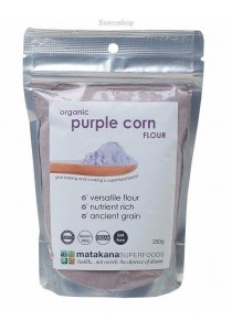MATAKANA SUPERFOODS Purple Corn Flour High in Antioxidants