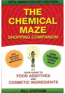 Chemical Maze by Bill Statham