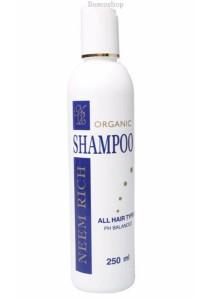 NEEM RICH Shampoo Organic Neem