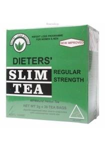 NUTRI-LEAF Herbal Tea Bags Slim Tea - Regular