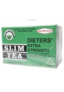 NUTRI-LEAF Herbal Tea Bags Slim Tea - Extra Strength