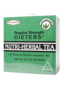 NUTRI-LEAF Herbal Tea Bags Dieter's Tea - Regular