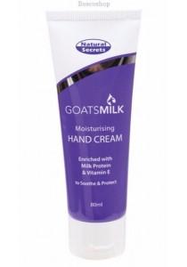 NATURAL SECRETS Hand Cream Goat's Milk