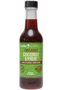 NIULIFE Coconut Syrup