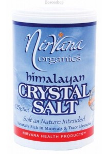 NIRVANA ORGANICS Himalayan Salt Fine (Shaker)