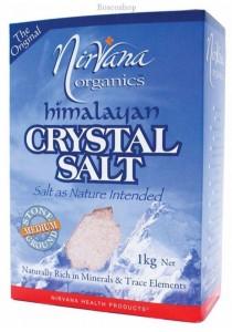 NIRVANA ORGANICS Himalayan Salt Medium (1kg)