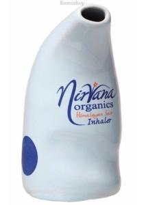 NIRVANA ORGANICS Himalayan Salt Inhaler Ceramic