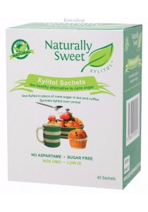 NATURALLY SWEET Xylitol Sachets