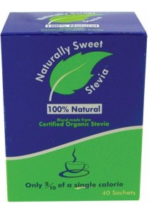 NATURALLY SWEET Stevia Sachets