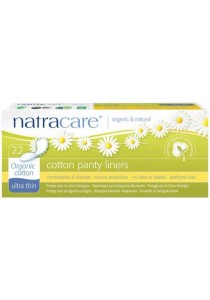 NATRACARE Panty Liners (Ultra Thin)