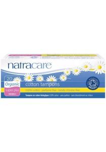 NATRACARE Tampons (Non-Applicator) Super Plus