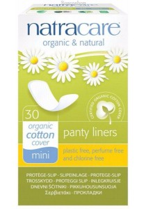 NATRACARE Panty Liners (Mini)