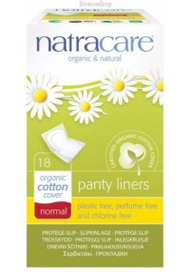 NATRACARE Panty Liners (Normal) Individually Wrapped