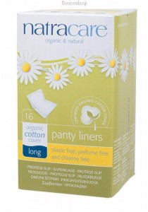 NATRACARE Panty Liners (Long)