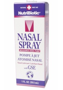 NUTRIBIOTIC Nasal Spray Pump