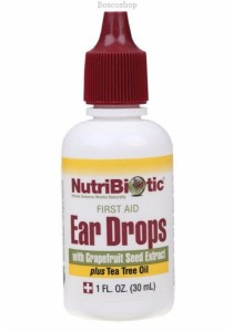 NUTRIBIOTIC Ear Drops
