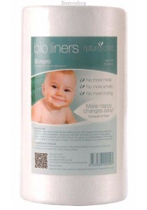 NATURE'S CHILD Baby Bio Liners 100% Biodegradable