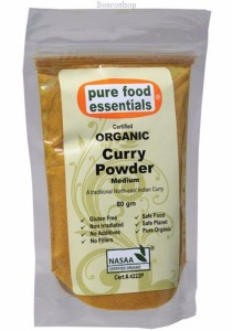 PURE FOOD ESSENTIALS Spices (Curry Powder (Medium))