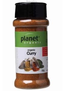 PLANET ORGANIC Herbs (Curry)