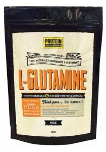 PROTEIN SUPPLIES AUST. L-Glutamine (Plant-based) Pure (500g)