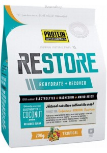 PROTEIN SUPPLIES AUST. Restore Hydration Recovery Drink (Tropical) (200g)
