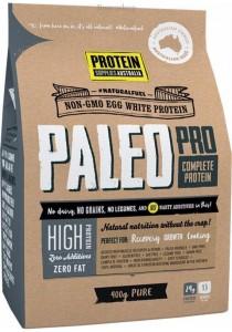 PROTEIN SUPPLIES AUST. PaleoPro (Egg White Protein) Pure (400g)