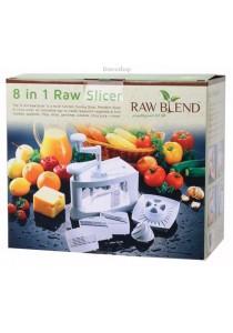 RAW BLEND 8 in 1 Raw Slicer Multifunctional Slicer