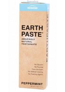 REDMOND EARTHPASTE Toothpaste (Peppermint)