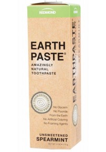 REDMOND EARTHPASTE Toothpaste (Spearmint)