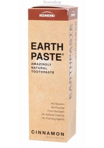 REDMOND EARTHPASTE Toothpaste (Cinnamon)