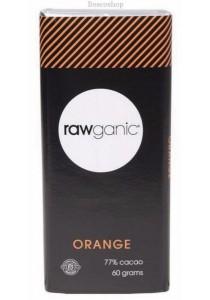 RAWGANIC Chocolate (Raw/Organic/Vegan) Orange