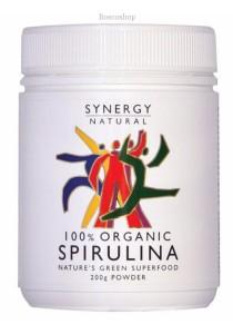 SYNERGY ORGANIC Spirulina Powder (200g)