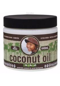 SOCOCO Coconut Oil Cold Pressed (440ml)