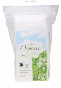 SIMPLY GENTLE ORGANIC Baby Cleansing Pads