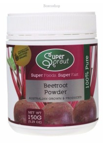 SUPER SPROUT Beetroot Powder (150g)