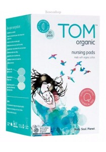 TOM ORGANIC Nursing Pads Ultra Slim