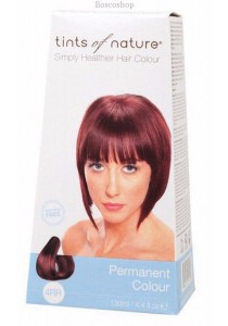 TINTS OF NATURE Permanent Hair Colour (Earth Red - 4RR)