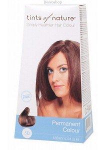 TINTS OF NATURE Permanent Hair Colour (Light Golden Brown - 5D)