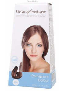TINTS OF NATURE Permanent Hair Colour (Natural Dark Blonde - 6N)