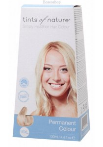 TINTS OF NATURE Permanent Hair Colour (Extra Light Blonde - 10XL)