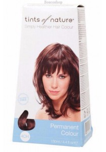 TINTS OF NATURE Permanent Hair Colour (Rich Chocolate Brown - 4CH)