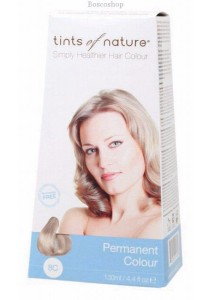 TINTS OF NATURE Permanent Hair Colour (Ash Blonde - 8C)