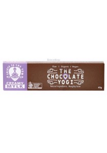 THE CHOCOLATE YOGI Chocolate (Raw/Organic/Vegan) Creamy Mylk