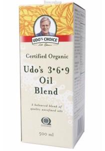 UDOS CHOICE Omega Oil 3.6.9 Oil Blend (500ml)