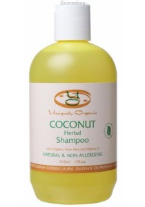 UNIQUELY ORGANIC Shampoo (Coconut)