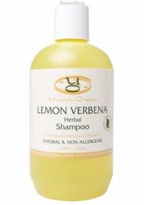 UNIQUELY ORGANIC Shampoo (Lemon Verbena)