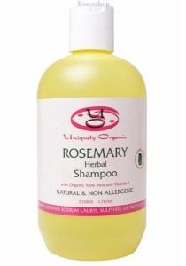 UNIQUELY ORGANIC Shampoo (Rosemary)