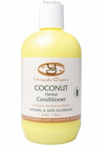 UNIQUELY ORGANIC Conditioner (Coconut)