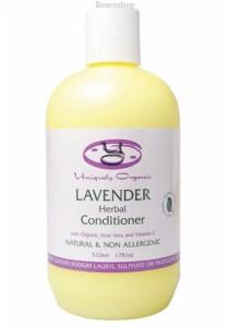 UNIQUELY ORGANIC Conditioner (Lavender)